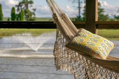 verandah hammock